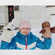 Экскурсия по храму Владимирской иконы Божией Матери глазами ребенка