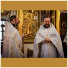 День памяти святого благоверного князя Игоря Черниговского. Именины настоятеля.