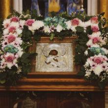 Всенощное бдение в день празднования Владимирской иконы Божией Матери! Фотохроника богослужения.