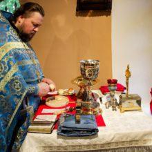 Протоиерей Александр Гомзяк назначен штатным клириком нашего храма!